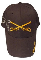 MidMil Army Cavalry Hat with Shadow Black