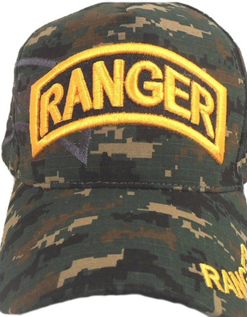 Army Ranger Hat with Shadow Woodland Digital - Midtown Military f60f2593267