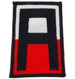 Embroidered 1st Army Patch