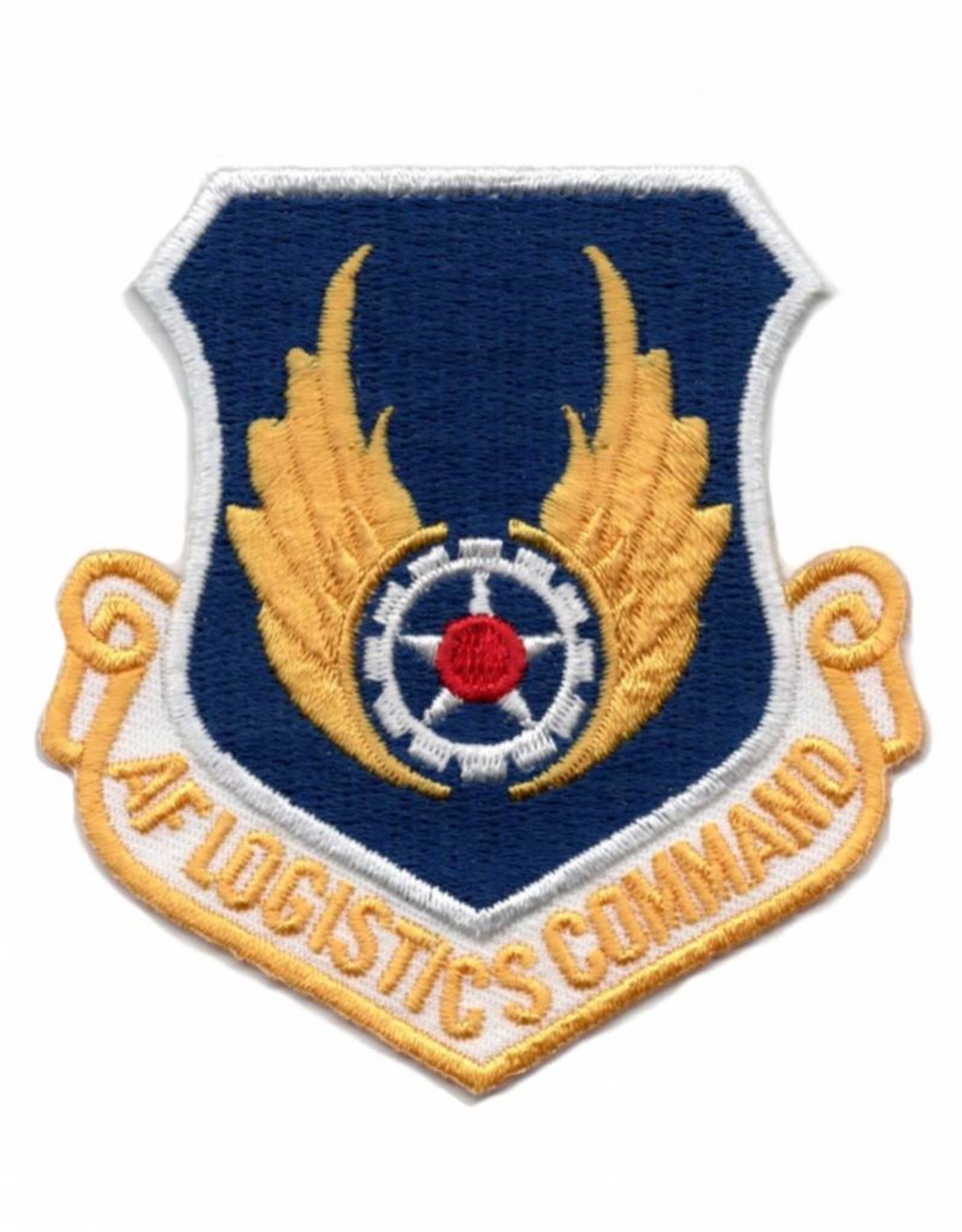MidMil Embroidered Air Force Logistics Command Patch