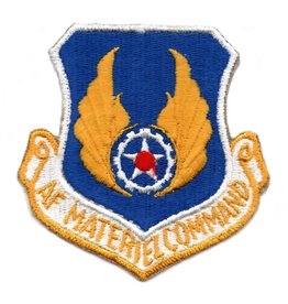 Embroidered Air Force Material Command Patch