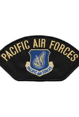 MidMil Embroidered Pacific Air Forces Patch