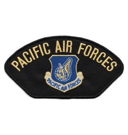 Embroidered Pacific Air Forces Patch