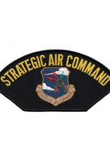 MidMil Embroidered Air Force Strategic Air Command SAC Patch with Emblem