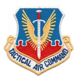 MidMil Embroidered Air Force Tactical Air Command Patch