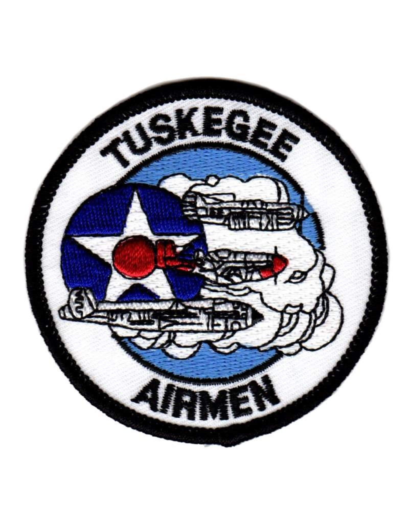 MidMil Embroidered Tuskegee Airman Patch