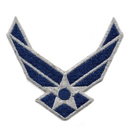 MidMil Embroidered Air Force Wing Emblem Patch