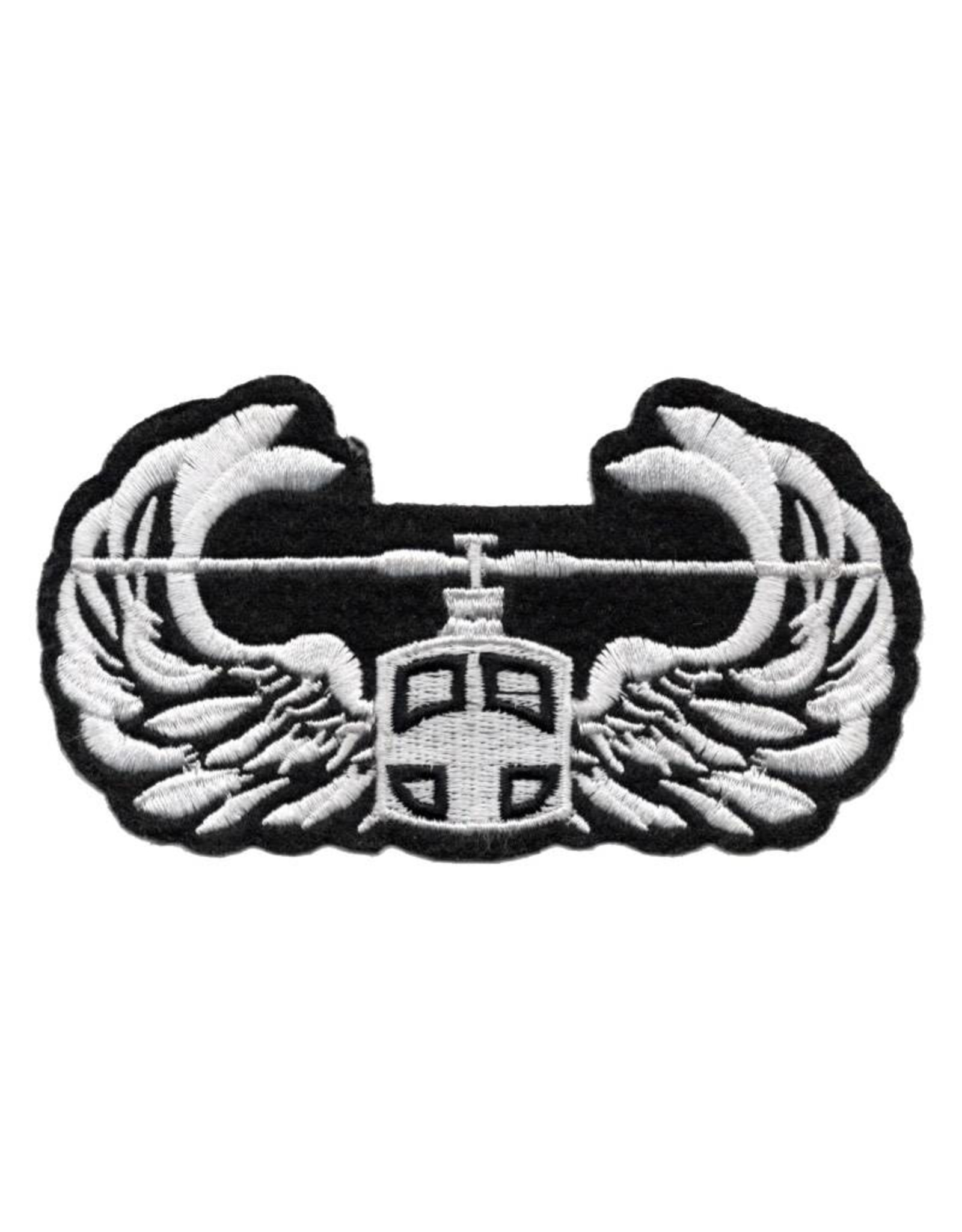 """MidMil Embroidered Army Air Assault Emblem Patch 4.3"""" wide x 2.4"""" high"""