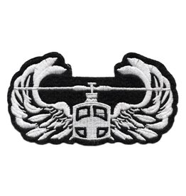 "MidMil Embroidered Army Air Assault Emblem Patch 4.3"" wide x 2.4"" high"