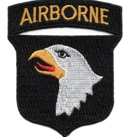 Embroidered Army 191st Airborne Emblem Patch