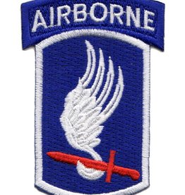 MidMil Embroidered Army 173rd Airborne Emblem Patch