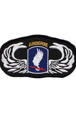 MidMil Embroidered Army 173rd Airborne Emblem and Wings Patch