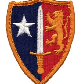 Embroidered Army Allied Command NATO Patch