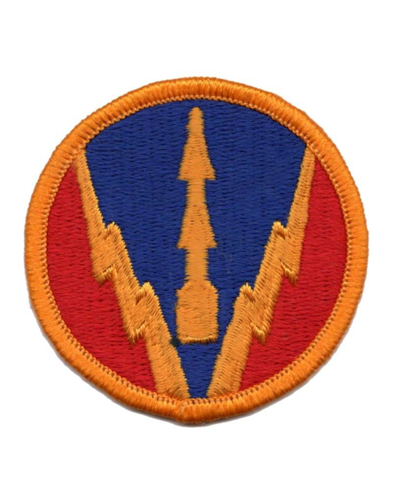 MidMil Embroidered Air Defense Artillery Center Patch