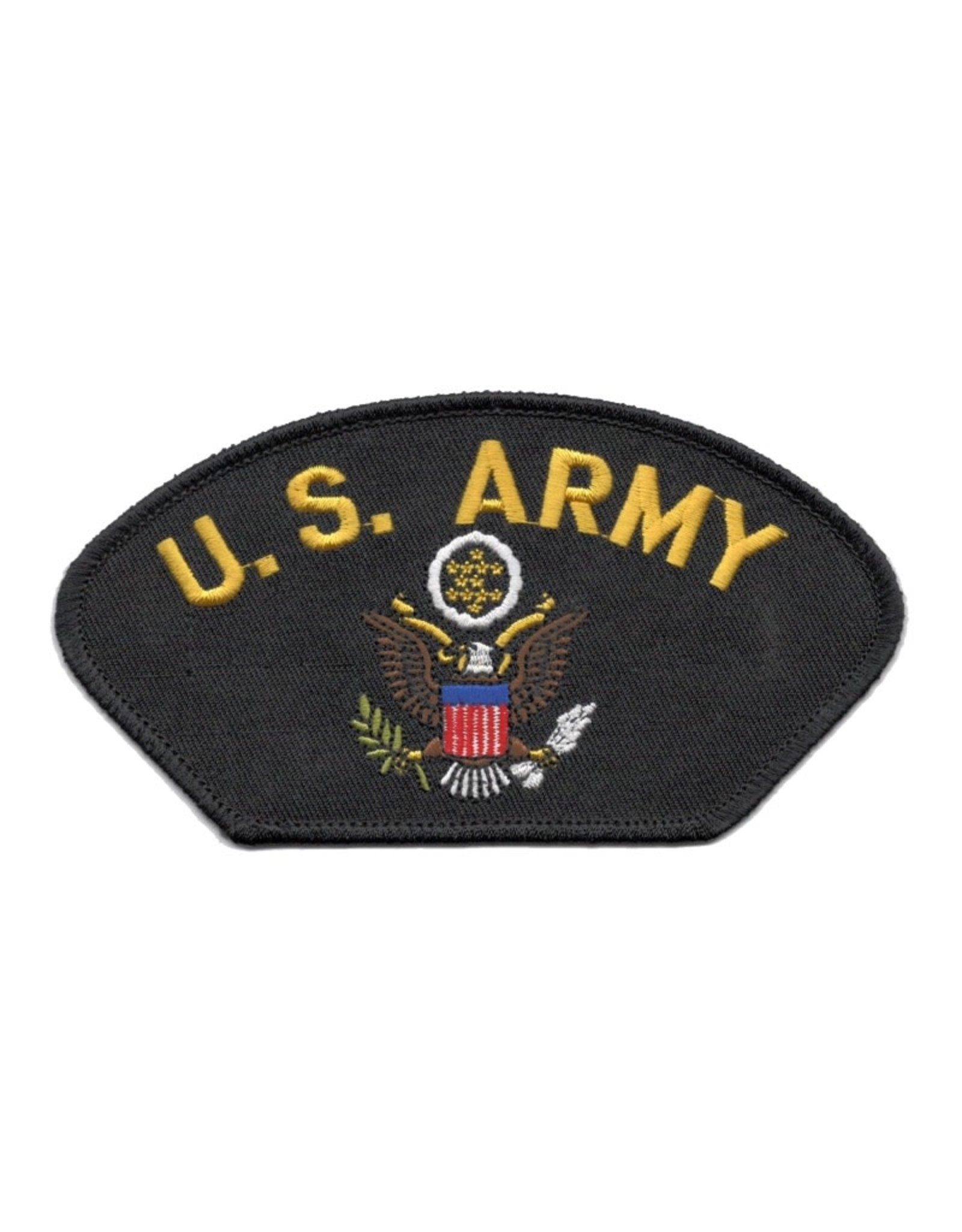 MidMil Embroidered U. S. Army Patch with Emblem