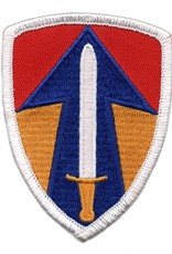 MidMil Embroidered Army II Field Forces Emblem Patch