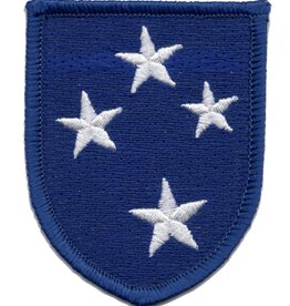 "MidMil Embroidered 23rd Division Americal Emblem Patch 2.1"" wide x 2.7"" high"