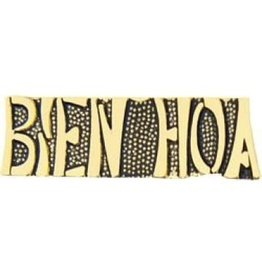 Bien Hoa Text Pin 1 1/4""
