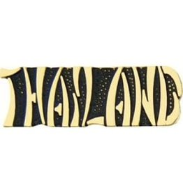 MidMil Thailand Text Pin 1 1/4""