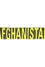 """MidMil Afghanistan Text Pin 1 3/8"""""""