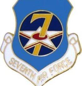 """7th Air Force Pin 1"""""""