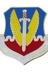 """MidMil Air Force Air Combat Command Pin 1 1/8"""""""
