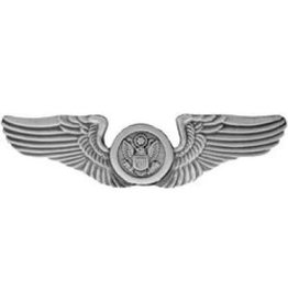 """Air Force Air Crew (enlisted) Wings Pin 2 3/4"""""""