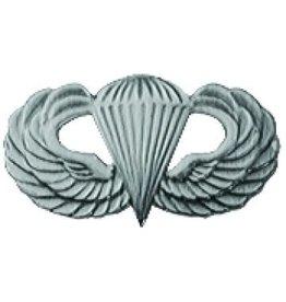 """Basic Parachutist Badge Pin 1 1/4"""""""