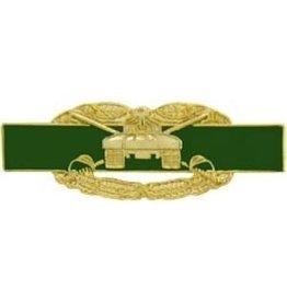 """Combat Armor Badge Pin 1 1/2"""""""