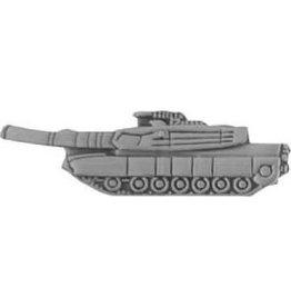 """MidMil M-1A1 Abrams Tank Pin 1 3/8"""""""