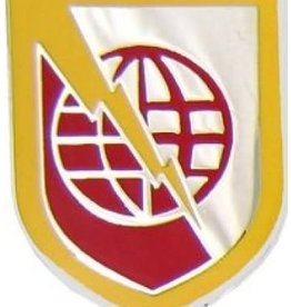 MidMil Army Strategic Communications Command Pin 7/8""