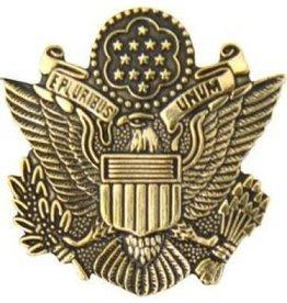 "MidMil Army Seal Pin 1.25"""