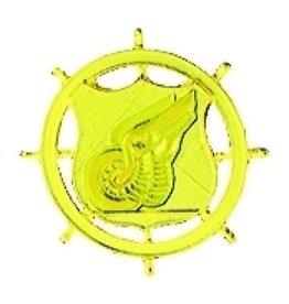 "MidMil Army Transportation Emblem Pin 1"""
