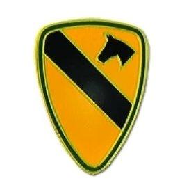 "1st Cavalry Pin 1"""