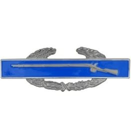 MidMil Combat Infantry Badge (CIB) 1st Award Pin 1 1/4""