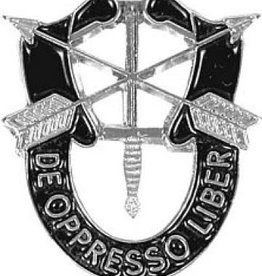 """MidMil Army Special Forces Emblem Pin 1"""""""