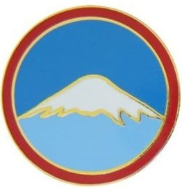 """MidMil Japan Army Command Pin 7/8"""""""