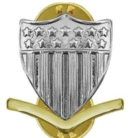 MidMil Coast Guard Petty Officer (E-4) Pin 7/8""