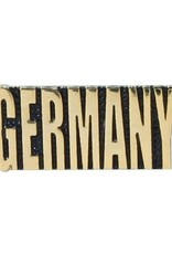 MidMil Germany Text Pin 1""