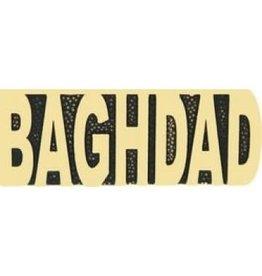 """Baghdad Text Pin 1 1/4"""""""