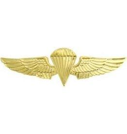 "MidMil Marine Corps Jump Wings Pin 2 7/8"""