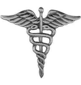 MidMil Navy Hospital Corpsman Caduceus 1 1/4""