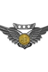 MidMil Navy Aircrew Combat Badge Pin 2""
