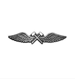 """MidMil Navy Aviation Structural Mechanic Rating Badge Pin 2 1/2"""""""