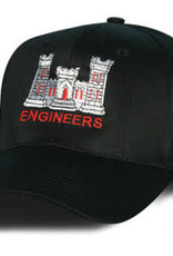 MidMil Army Corps of Engineers Hat Black