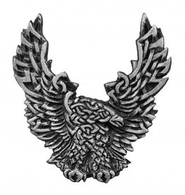 MidMil Celtic Knot Eagle Pin 1 1/2""