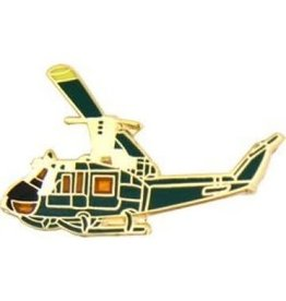 Army Helicopter UH-1 Huey Pin 1 1/4""