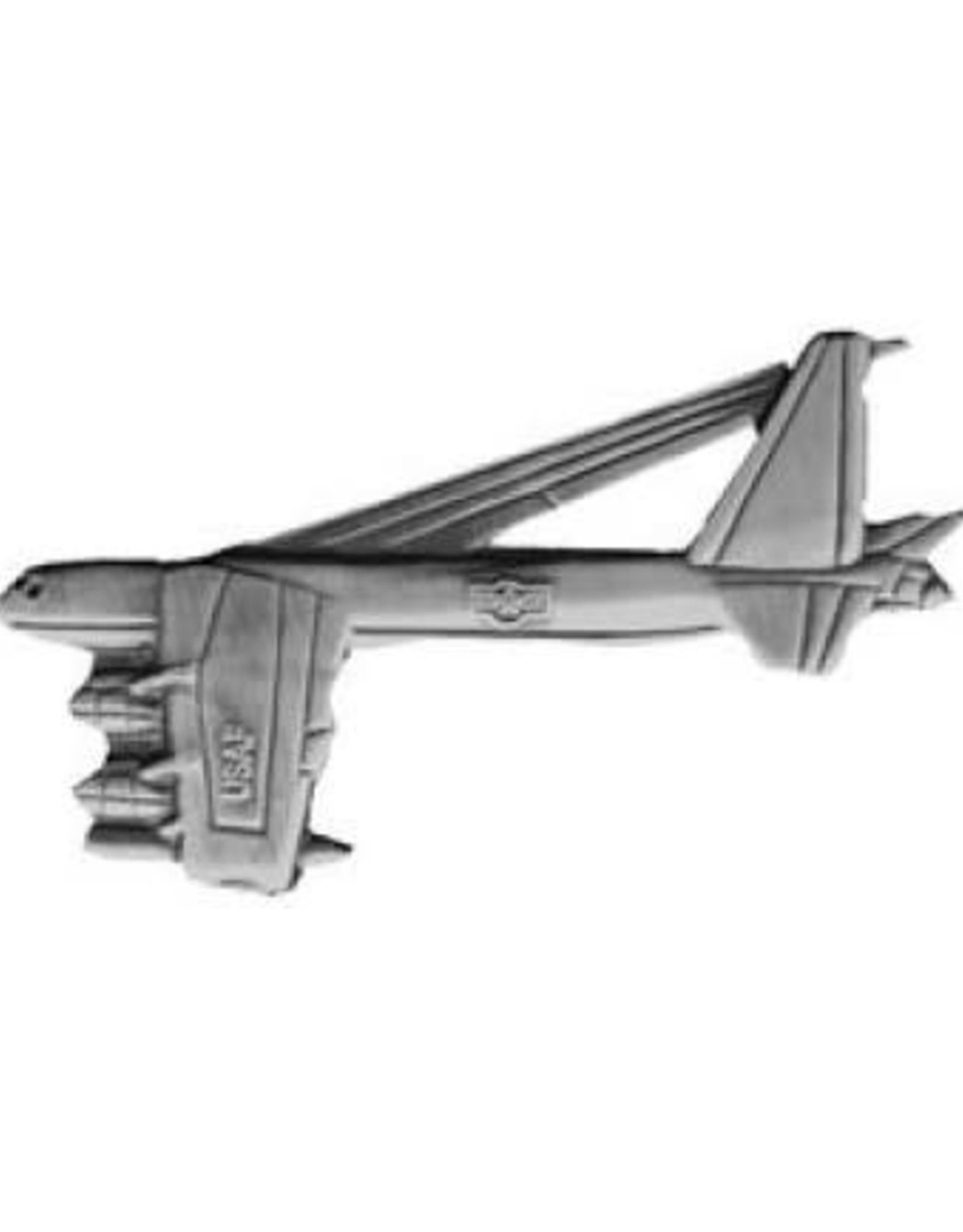 "MidMil B-52 Stratofortress Pin 2.5"""