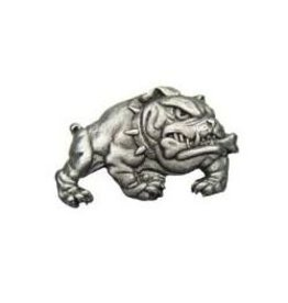 MidMil Marine Corps Devil Dog Pin 1""