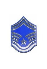 MidMil Air Force SMSgt (E-8) Rank Pin